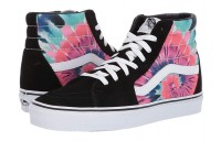 [ Hot Deals ] Vans SK8-Hi™ (Tie-Dye) Multi/True White