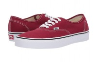 [ Hot Deals ] Vans Authentic™ Rumba Red/True White