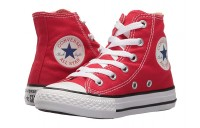 [ Hot Deals ] Converse Kids Chuck Taylor® All Star® Core Hi (Little Kid) Red