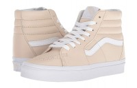 Christmas Deals 2019 - Vans SK8-Hi™ (Leather) Sand Dollar