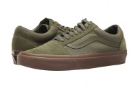 [ Hot Deals ] Vans Old Skool™ (Suede/Canvas) Winter Moss/Gum