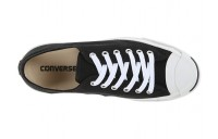 Christmas Deals 2019 - Converse Jack Purcell® CP Canvas Low Top Black/White
