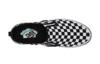 [ Hot Deals ] Vans ComfyCush Slip-On SF (Checkerboard) Black/True White