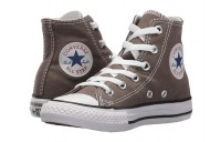 Black Friday Converse Kids Chuck Taylor® All Star® Core Hi (Little Kid) Charcoal Sale
