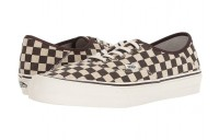 Christmas Deals 2019 - Vans Authentic SF Distressed Check