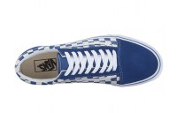 [ Hot Deals ] Vans Old Skool™ (Primary Check) True Blue/White