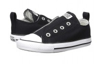 Christmas Deals 2019 - Converse Kids Chuck Taylor® All Star® Core Slip (Infant/Toddler) Black