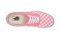 Vans Era™ (Checkerboard) Strawberry Pink/True White Black Friday Sale