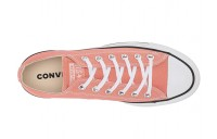[ Hot Deals ] Converse Chuck Taylor® All Star® Seasonal Color Lift Ox Desert Peach/White/Black