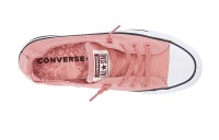 Black Friday Converse Chuck Taylor All Star Shoreline - Rep Style Ox Rust Pink/White/Black Sale