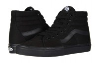 [ Hot Deals ] Vans SK8-Hi™ Core Classics Black/Black/Black