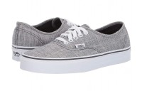 Vans Authentic™ (Chambray) Ebony/True White