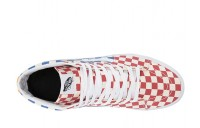 Vans SK8-Hi™ (Checkerboard) Multi/True White Black Friday Sale