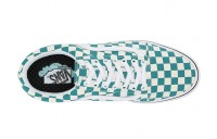 Vans Comfycush Old Skool (Checker) Quetzal/True White