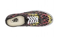 Buy Vans Authentic™ (Buy Vans Mash Up) Flames Black/True White