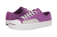 [ Hot Deals ] Converse Skate Jack Purcell Pro - Ox Icon Violet/Pale Grey/Vintage White
