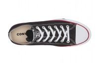 Christmas Deals 2019 - Converse Chuck Taylor® All Star® Denim Love Ox Black/White/Garnet