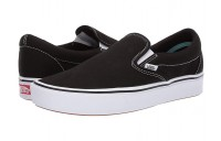 Buy Vans ComfyCush Slip-On (Classic) Black/True White