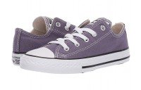 Black Friday Converse Kids Chuck Taylor® All Star® Seasonal - Ox (Little Kid/Big Kid) Moody Purple/Natural Ivory/White Sale