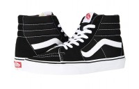 [ Hot Deals ] Vans SK8-Hi™ Core Classics Black/White