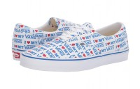 [ Hot Deals ] Vans Era™ (I heart Vans) True White/True White