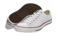 [ Hot Deals ] Converse Chuck Taylor® All Star® Leather Ox White/Leather