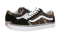 [ Hot Deals ] Vans Old Skool™ (Woodland Camo) Black/Woodland