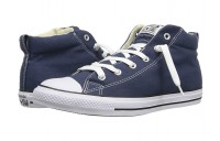 Black Friday Converse Chuck Taylor® All Star® Street Core Canvas Mid Navy/Natural/White Sale