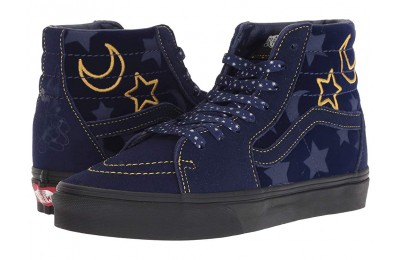 Vans Mickey's 90th Disney® Sk8-Hi (Disney) Sorcerer's Apprentice/Black Black Friday Sale