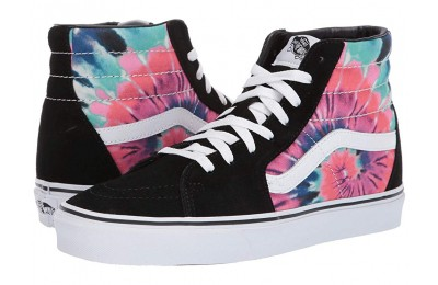 Vans SK8-Hi™ (Tie-Dye) Multi/True White Black Friday Sale