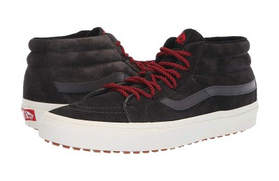 [ Hot Deals ] Vans SK8-Mid Reissue Ghillie MTE (MTE) Forged Iron/Marshmallow