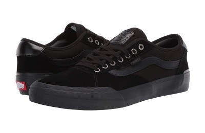 [ Black Friday 2019 ] Vans Chima Pro 2 (Suede) Blackout