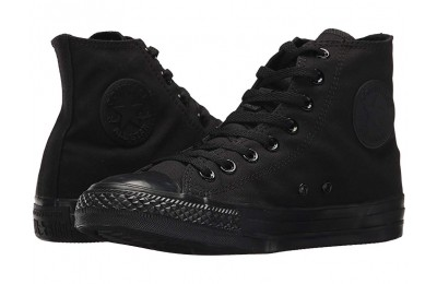 [ Hot Deals ] Converse Chuck Taylor® All Star® Core Hi Monochrome Black