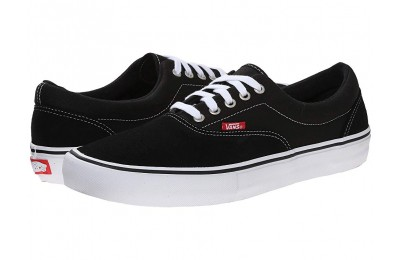 Vans Era Pro Black/White/Gum Black Friday Sale