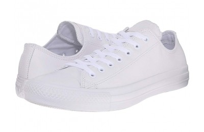 [ Hot Deals ] Converse Chuck Taylor® All Star® Leather Ox White