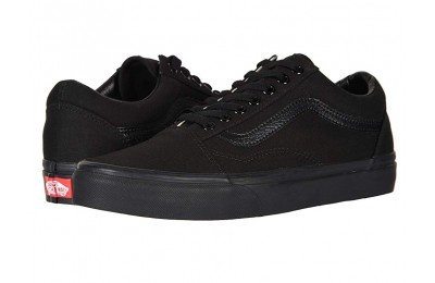 Vans Old Skool™ Core Classics Black/Black Black Friday Sale