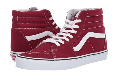 [ Hot Deals ] Vans SK8-Hi™ Rumba Red/True White