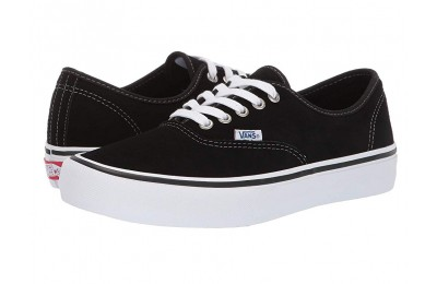 Vans Authentic™ Pro (Suede) Black Black Friday Sale