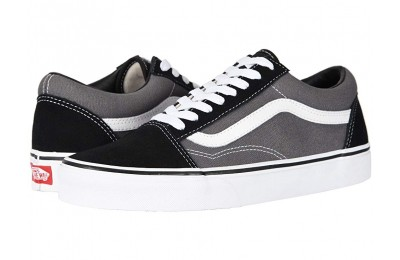 [ Hot Deals ] Vans Old Skool™ Core Classics Black/Pewter