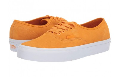 Vans Authentic™ (Soft Suede) Zinnia/True White