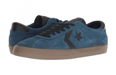 Christmas Deals 2019 - Converse Skate Breakpoint Pro - Ox Blue Fir/Black/Gum Brown