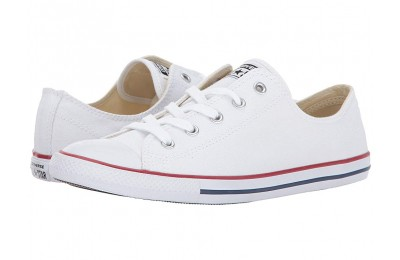 [ Hot Deals ] Converse Chuck Taylor® All Star® Dainty Ox Classic White