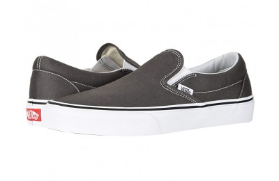 Vans Classic Slip-On™ Core Classics Charcoal (Canvas) Black Friday Sale