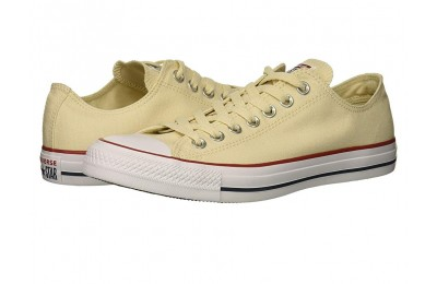 Black Friday Converse Chuck Taylor® All Star® Core Ox Natural Ivory 1 Sale