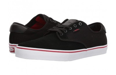 [ Hot Deals ] Vans Chima Ferguson Pro Black/White/Chili Pepper