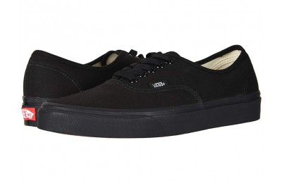 Vans Authentic™ Core Classics Black/Black Black Friday Sale