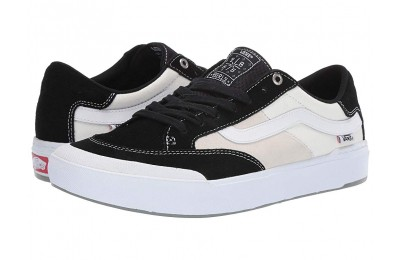 Vans Berle Pro Black/White Black Friday Sale
