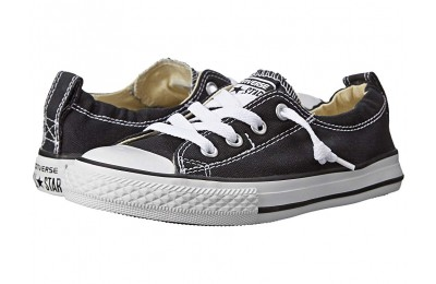[ Hot Deals ] Converse Kids Chuck Taylor® All Star® Shoreline Slip (Little Kid/Big Kid) Black