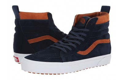 [ Hot Deals ] Vans SK8-Hi MTE (MTE) Suede/Dress Blues