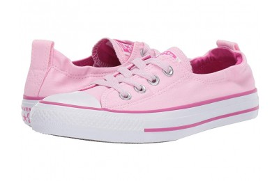 Hot Sale Converse Chuck Taylor® All Star® Shoreline Slip-On Pink Foam/Active Fuchsia/White